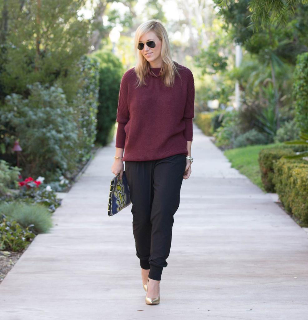 Ribbed Callina Sweater