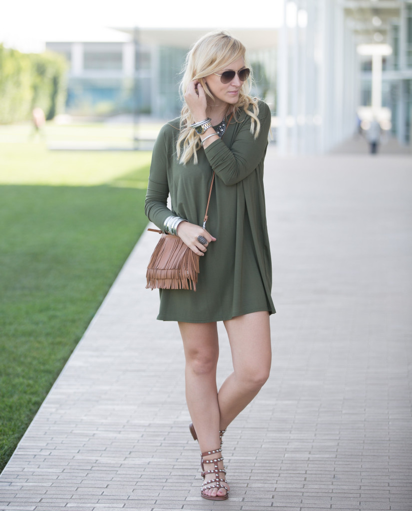 SheInside T-Shirt Dress