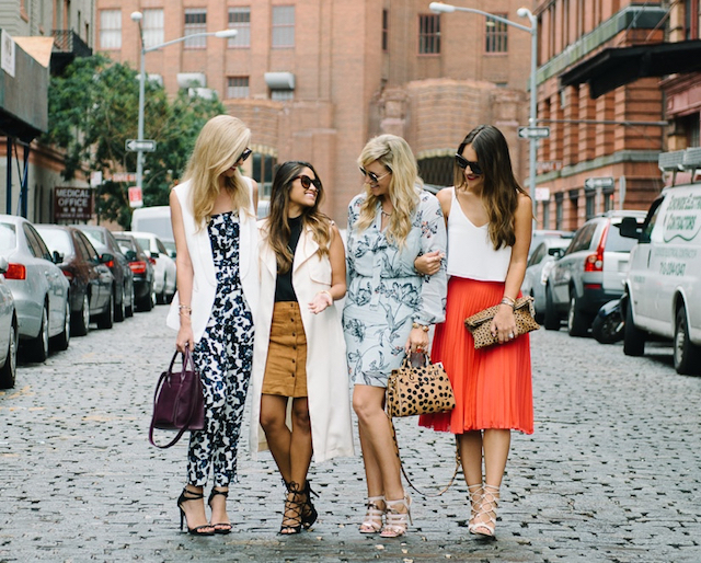 Bloggers in NYC
