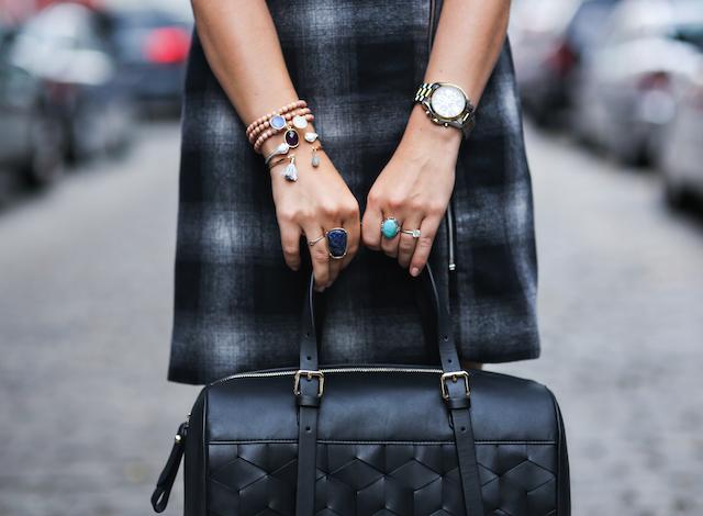 NYFW accessories