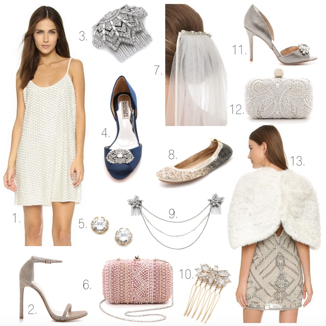 Shopbop Wedding Boutique