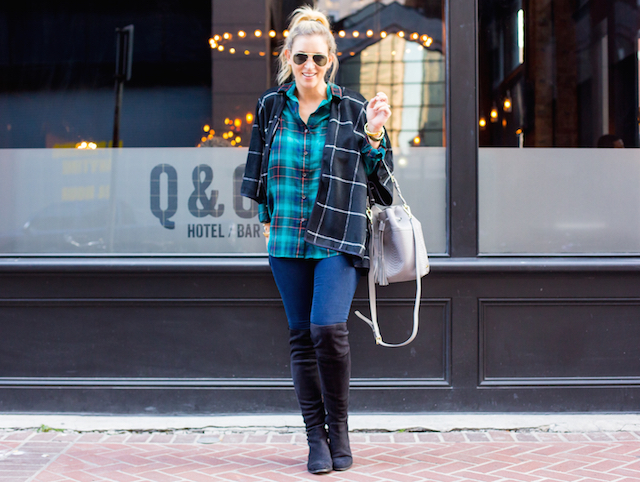 plaid for fall