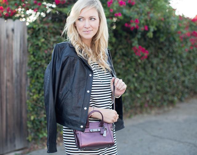 Rebecca Minkoff leather jacket