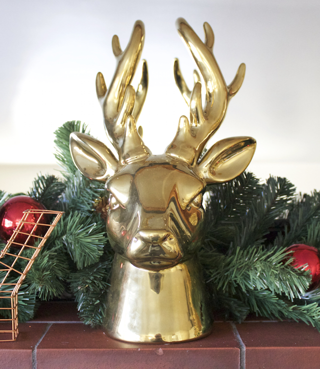reindeer decor
