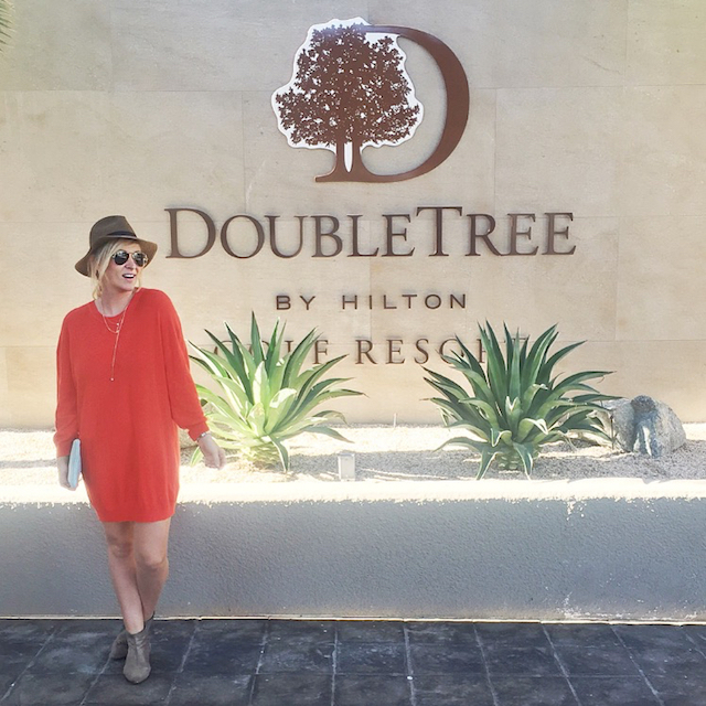 doubletree palm springs