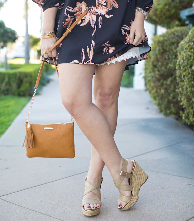 comfortable spring wedges