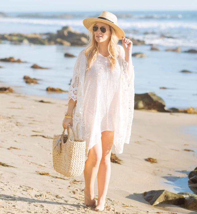 vanilla beach swimwear