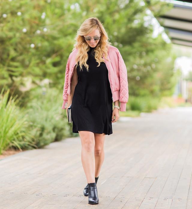 pink bomber, best bomber jacket, pink ladies, bomber jacket on a budget