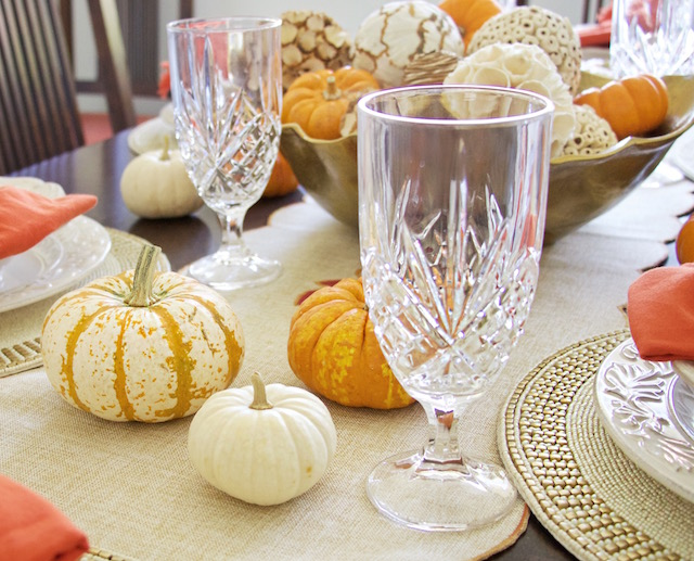 Fall Tablescape With Stein Mart My Style Diaries