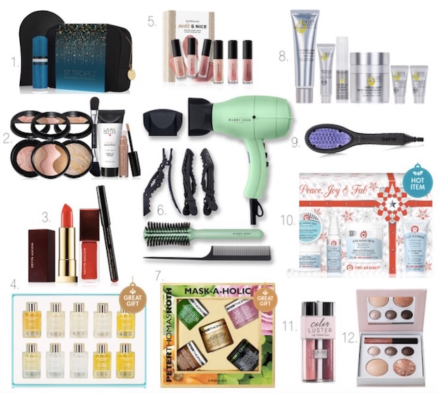 holiday beauty gifts - 1