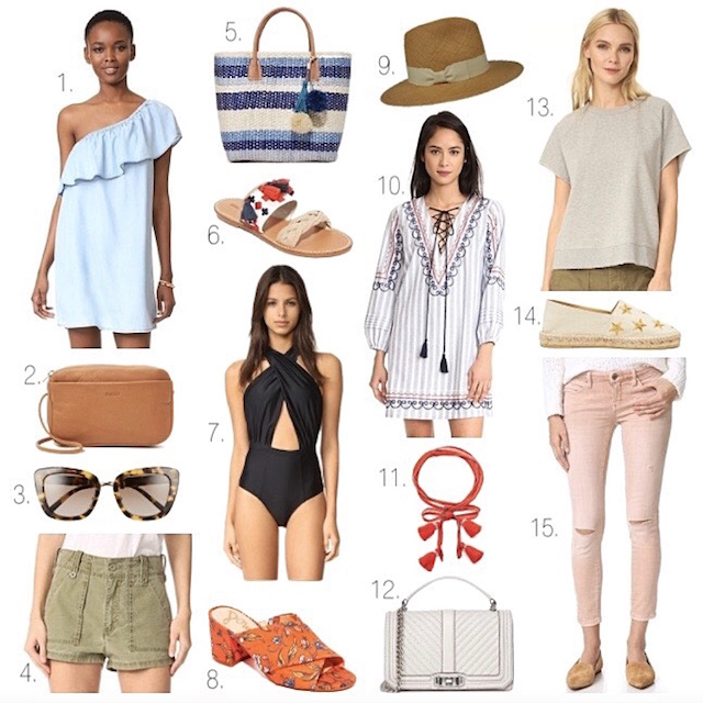 Orange County blogger Nikki Prendergast of My Style Diaries shares tops picks from the Buy More Save More Shopbop Sale
