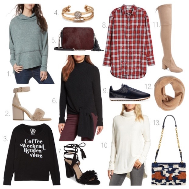 A few favorite picks from Nordstrom's Fall Clearance Sale