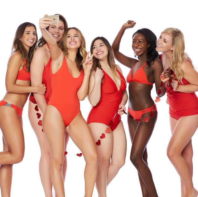 Swimspot swimsuit campaign