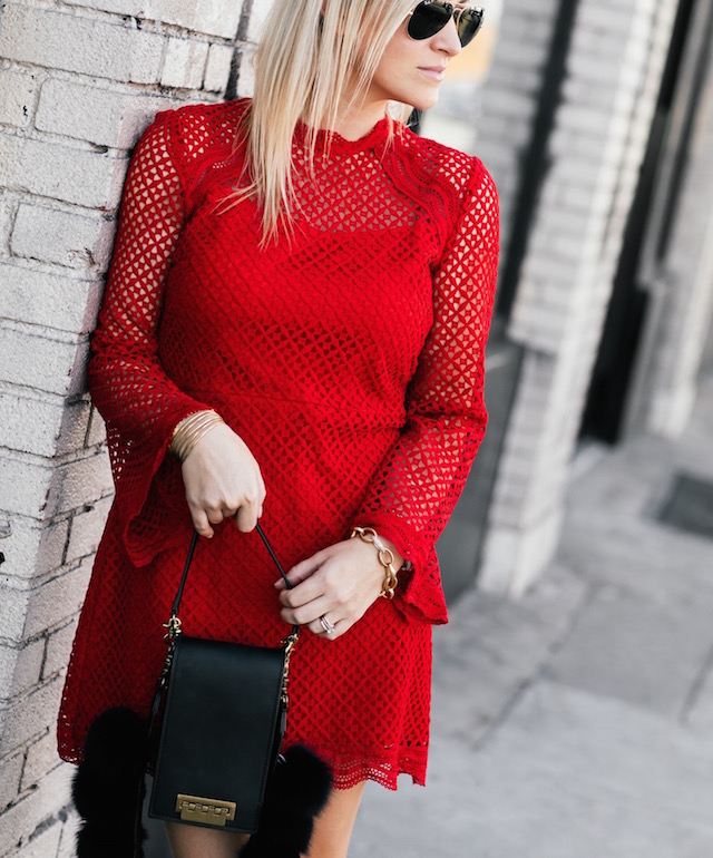 Best red dresses for Valentine's Day