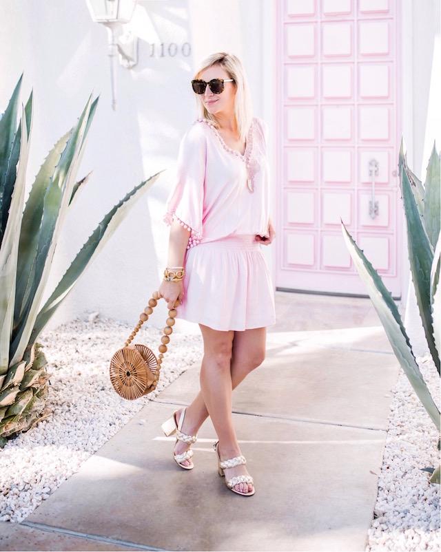 That Pink Door in Palm Springs, CA
