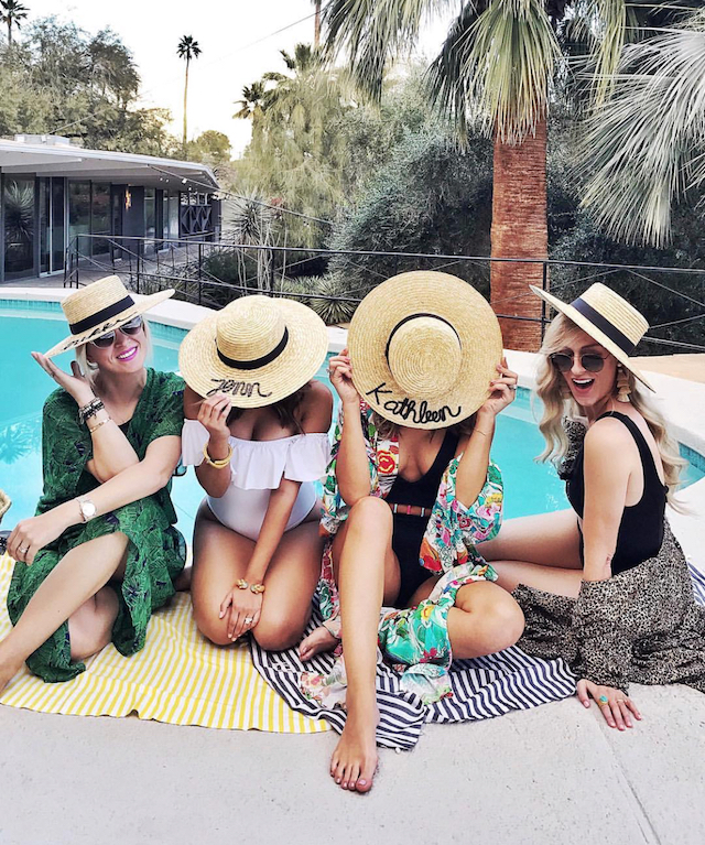My Style Diaries, Haute Off the Rack, Carrie Bradshaw Lied, A Pinch of Lovely in Palm Springs, CA