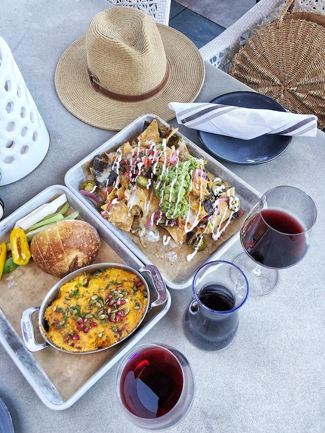 Happy hour at DRIFT eat + drink at the Hyatt Regency La Jolla