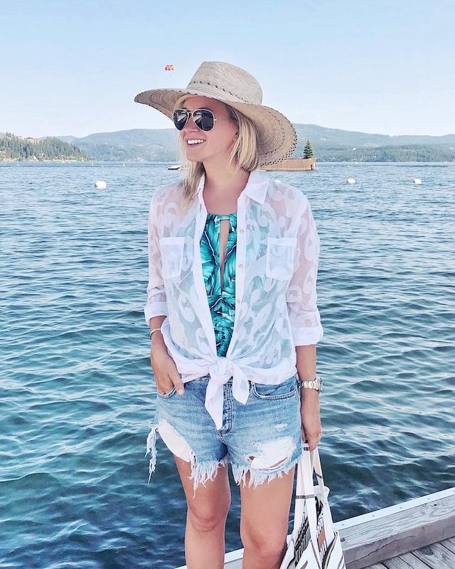 My Style Diaries blogger Nikki Prendergast   Coeur d'Alene, Idaho