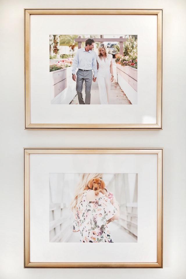 Framebridge photos   My Style Diaries blogger Nikki Prendergast