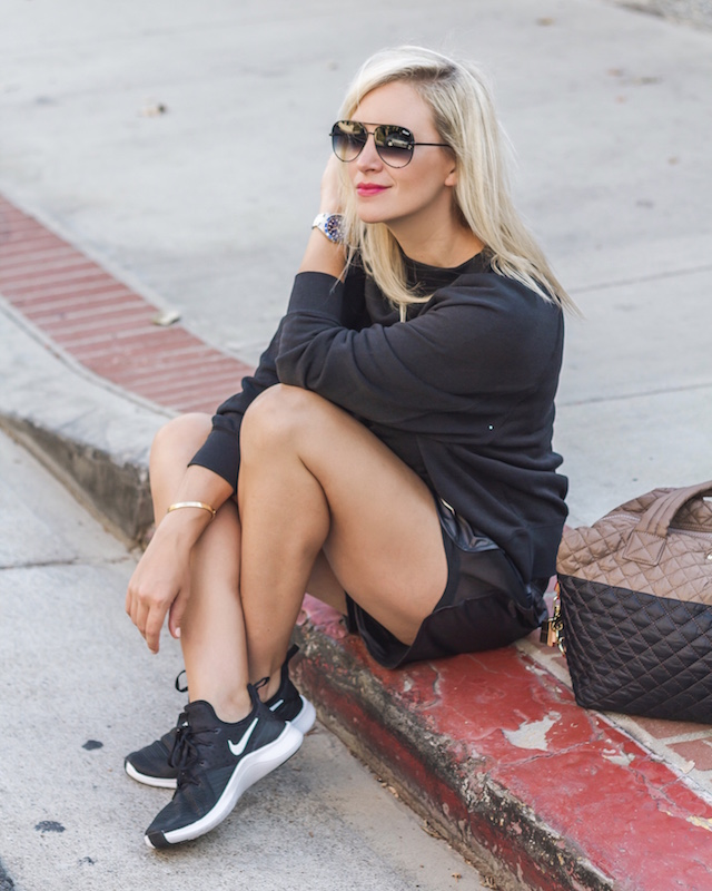 Nike activewear on sale   My Style Diaries blogger Nikki Prendergast