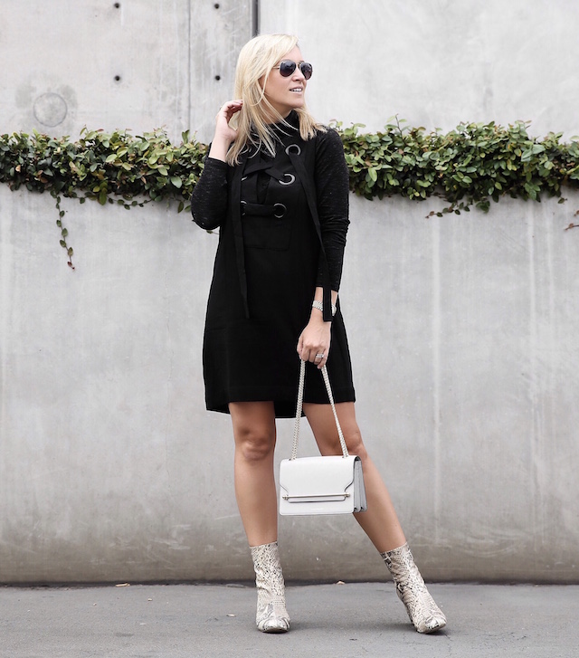 Free People booties on sale | My Style Diaries blogger Nikki Prendergast