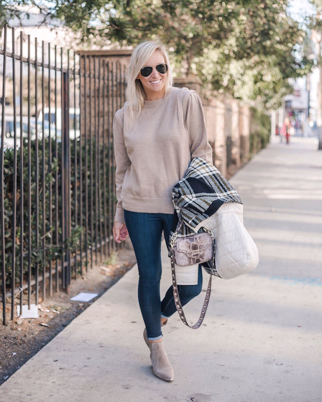 Moon River sweater on sale | My Style Diaries blogger Nikki Prendergast