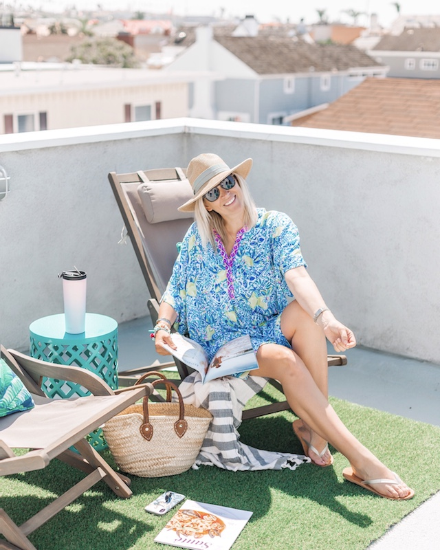 Little Balboa Island Airbnb Vacation Rental | My Style Diaries blogger Nikki Prendergast