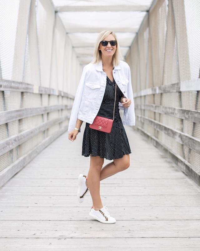 Spring's best sneakers | My Style Diaries blogger Nikki Prendergast