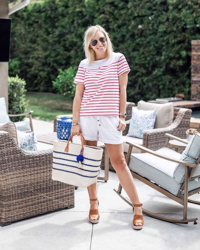 Summer style from Walmart, We Dress America | My Style Diaries blogger Nikki Prendergast