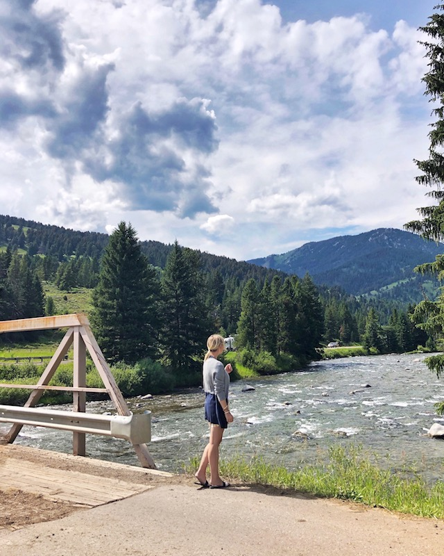 320 Guest Ranch in Big Sky, Montana | My Style Diaries blogger Nikki Prendergast