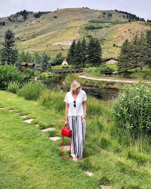 The Rustic Inn at Jackson Hole | My Style Diaries blogger Nikki Prendergast