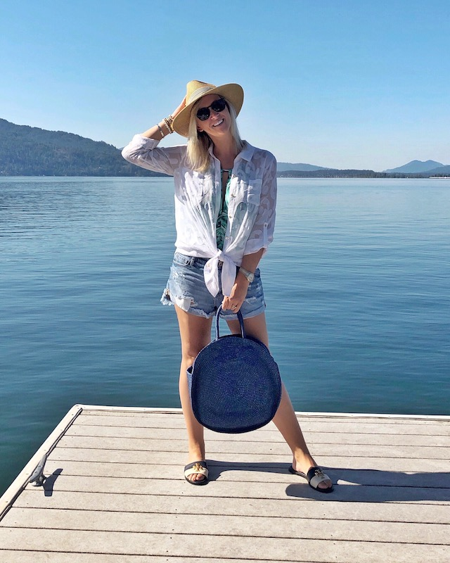 Sandpoint Idaho | My Style Diaries blogger Nikki Prendergast
