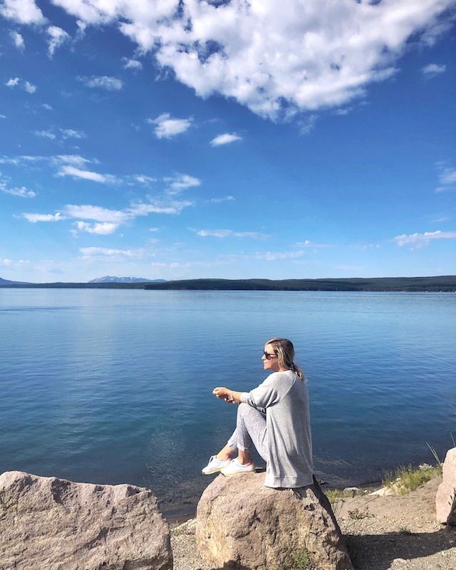 Lake Yellowstone Hotel in Yellowstone National Park | My Style Diaries blogger Nikki Prendergast