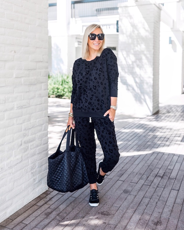 Budget-friendly Athleisure from Walmart | My Style Diaries blogger Nikki Prendergast