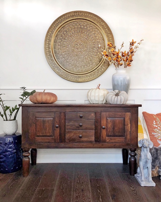 Fall Home Decor | My Style Diaries blogger Nikki Prendergast