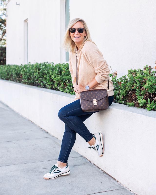 Tretorn fall sneakers | My Style Diaries blogger Nikki Prendergast