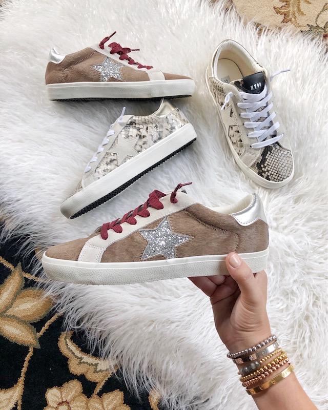 Steve Madden fall sneakers | My Style Diaries blogger Nikki Prendergast