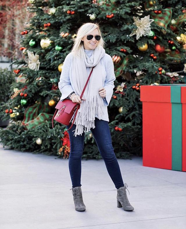 Free People fringe scarf | My Style Diaries blogger Nikki Prendergast