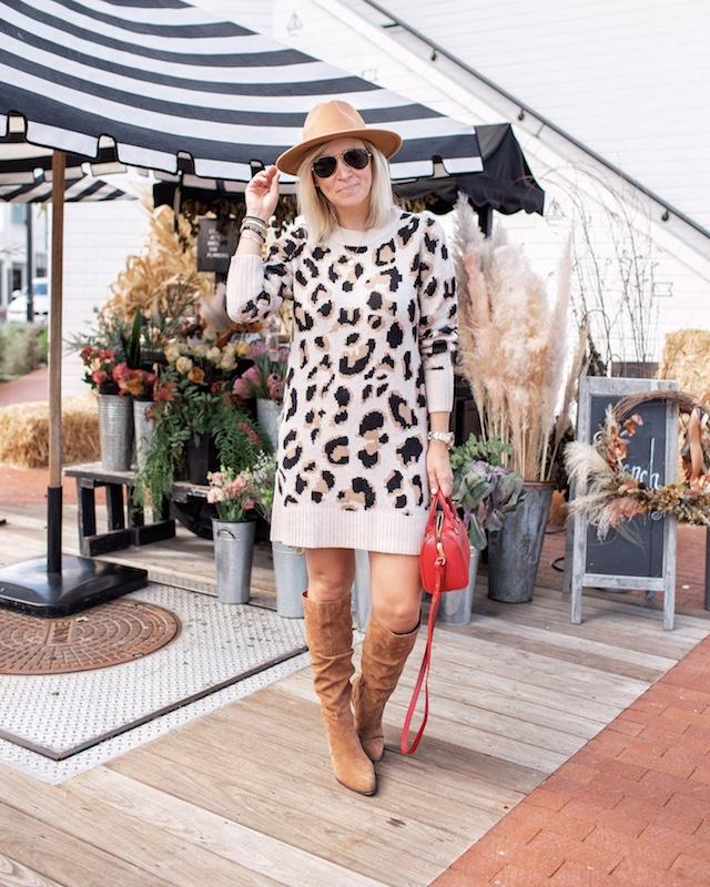 Best leopard sweaters | My Style Diaries blogger Nikki Prendergast