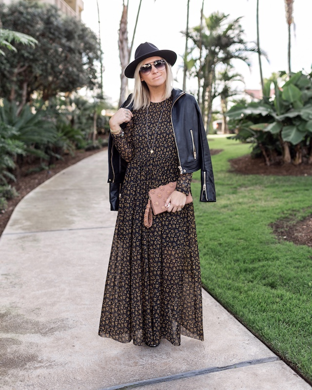Free People maxi dress | My Style Diaries blogger Nikki Prendergast