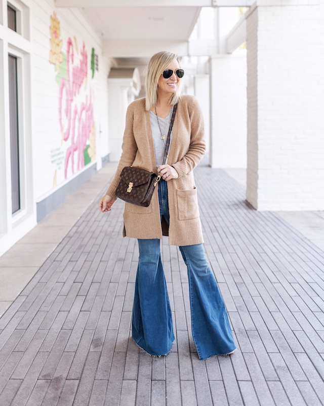 Best Free People flares to wear into spring | My Style Diaries blogger Nikki Prendergast