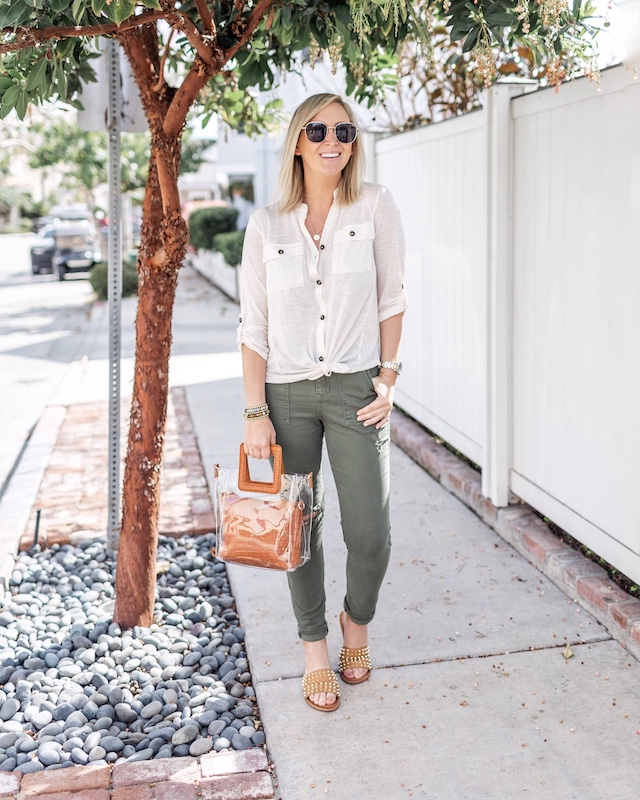 Spring Trends at Walmart | My Style Diaries blogger Nikki Prendergast