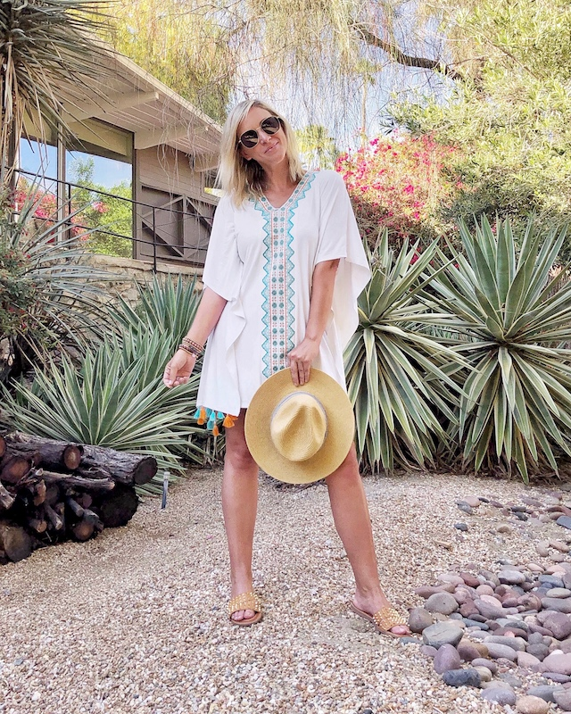 UPF 50+ clothing from Cabana Life | My Style Diaries blogger Nikki Prendergast