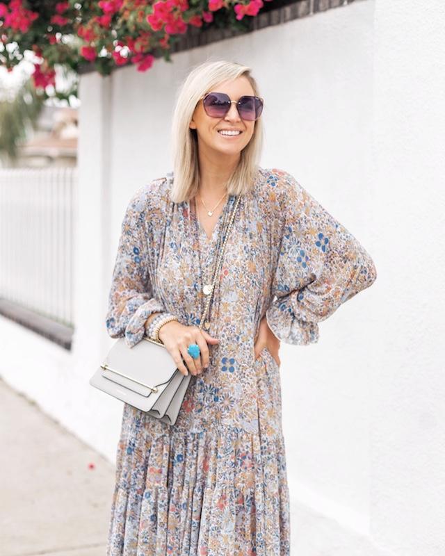 Free People Groovy dress | My Style Diaries blogger Nikki Prendergast