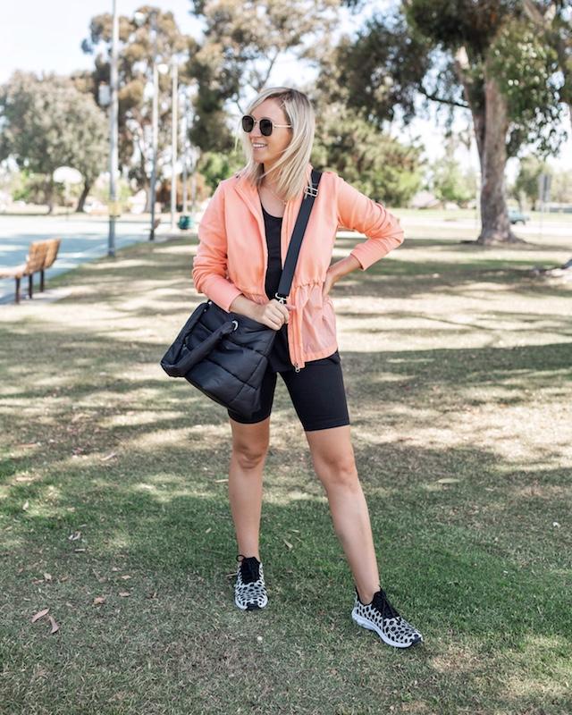 Walmart activewear | My Style Diaries blogger Nikki Prendergast