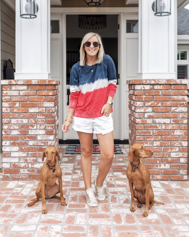 July 4th weekend style | My Style Diaries blogger Nikki Prendergast