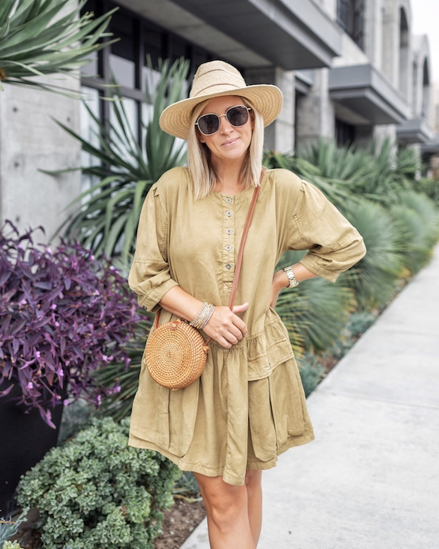 Fall Transitional Dress by Free People | My Style Diaries blogger Nikki Prendergast