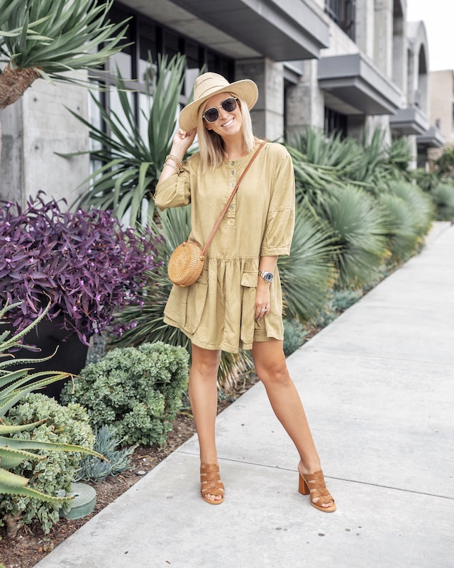 Fall Transitional Dress by Free People   My Style Diaries blogger Nikki Prendergast