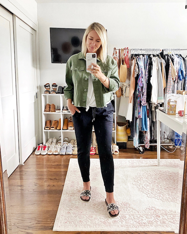Fall work from home 'fit | My Style Diaries blogger Nikki Prendergast
