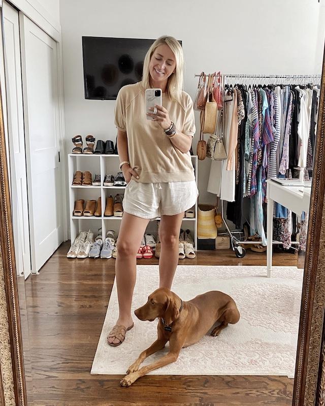 Mixed neutrals | My Style Diaries blogger Nikki Prendergast
